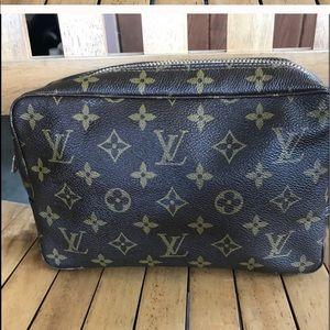 Louis Vuitton cosmetic Pouch Trousse 23